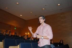 Emre_lecture_Linneaus_University